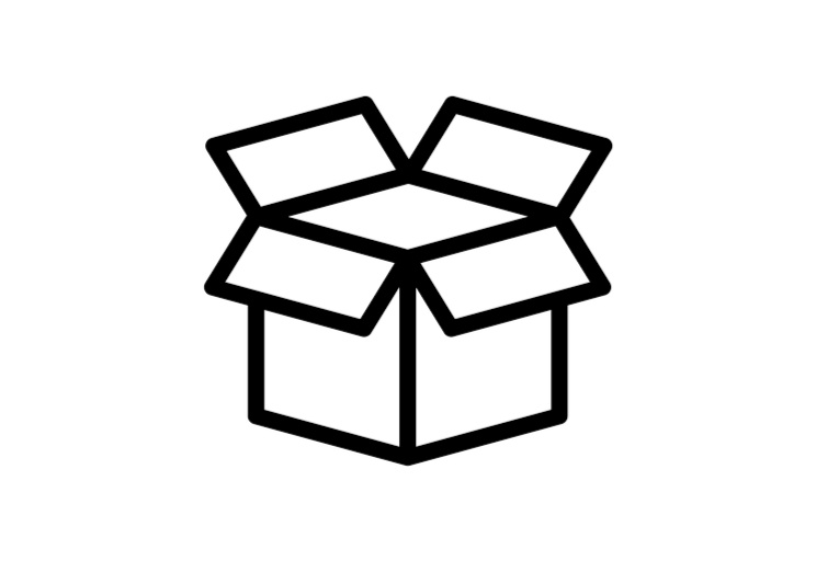 White box testing icon
