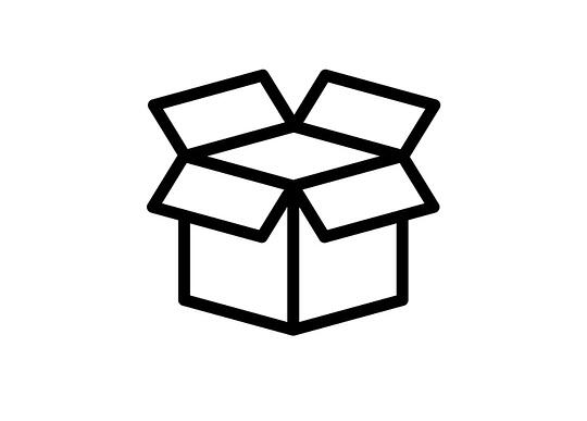 White box testing icon