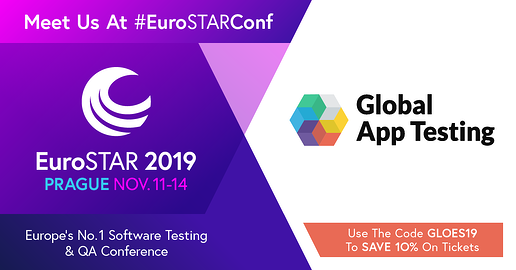 ES2019_Exhibitor_Global_App_Testing_Discount_Social_Post