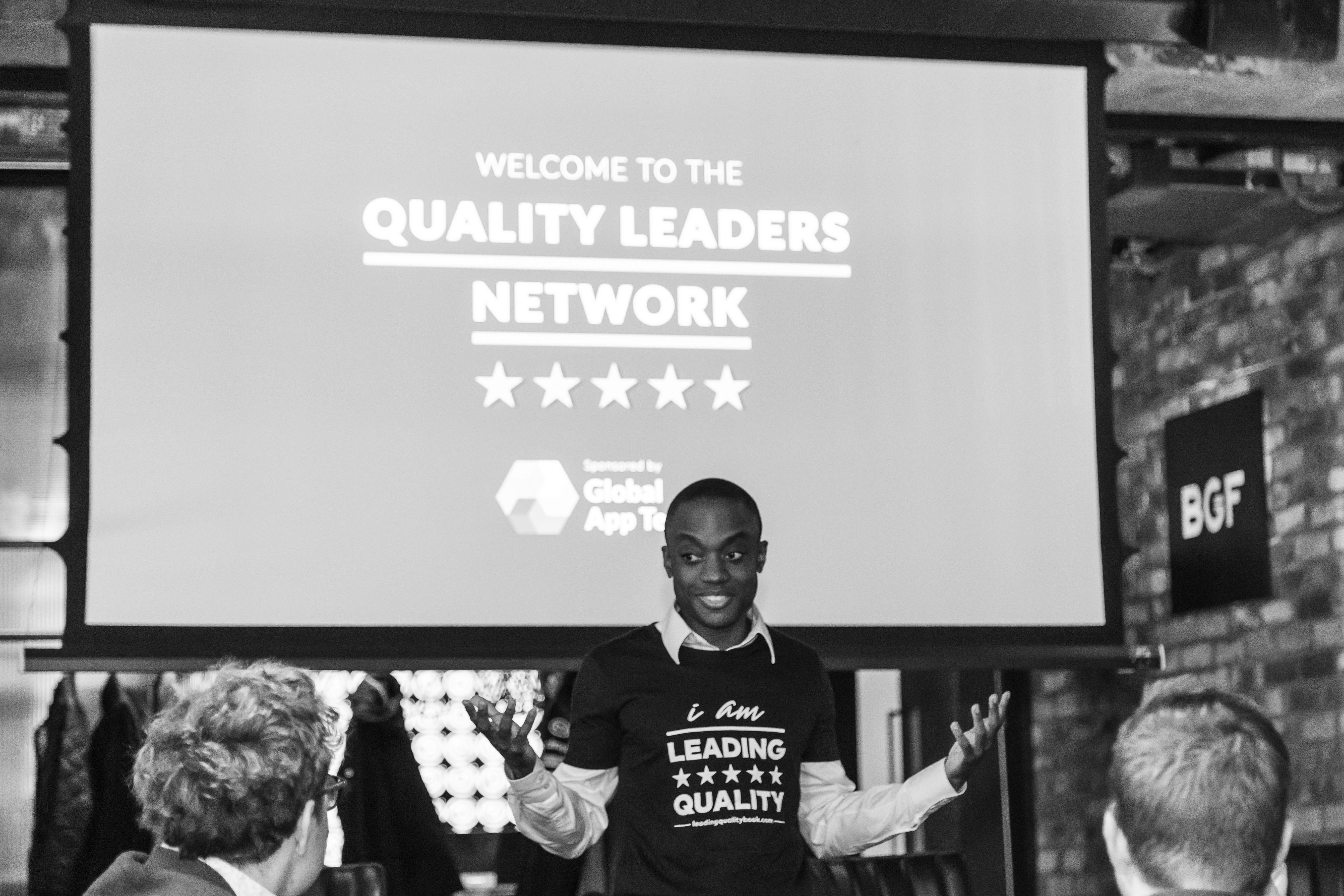 Quality Leaders Network Evening