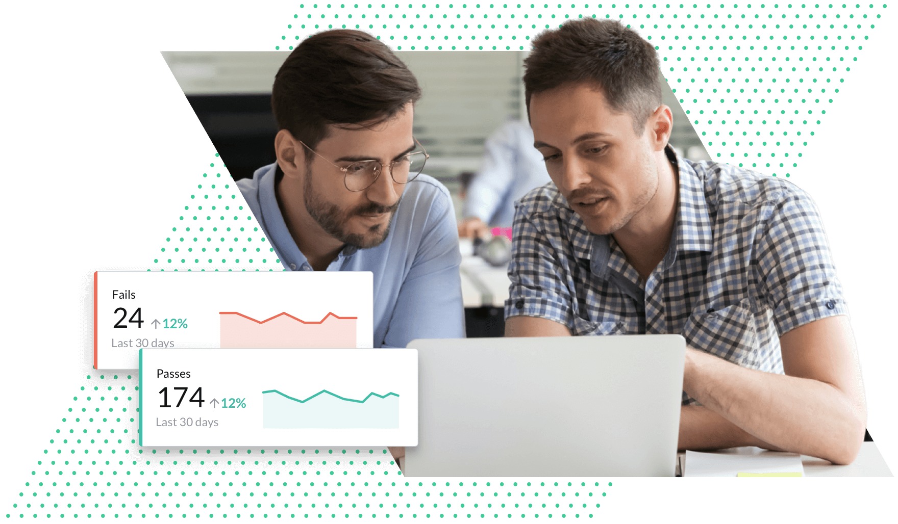 two-developers-looking-at-laptop-green-ui@2x