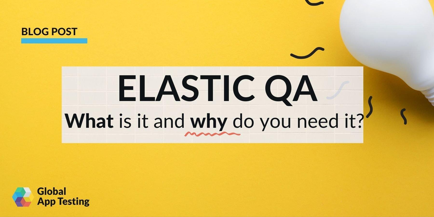 key takeaways from Elastic QA (1)