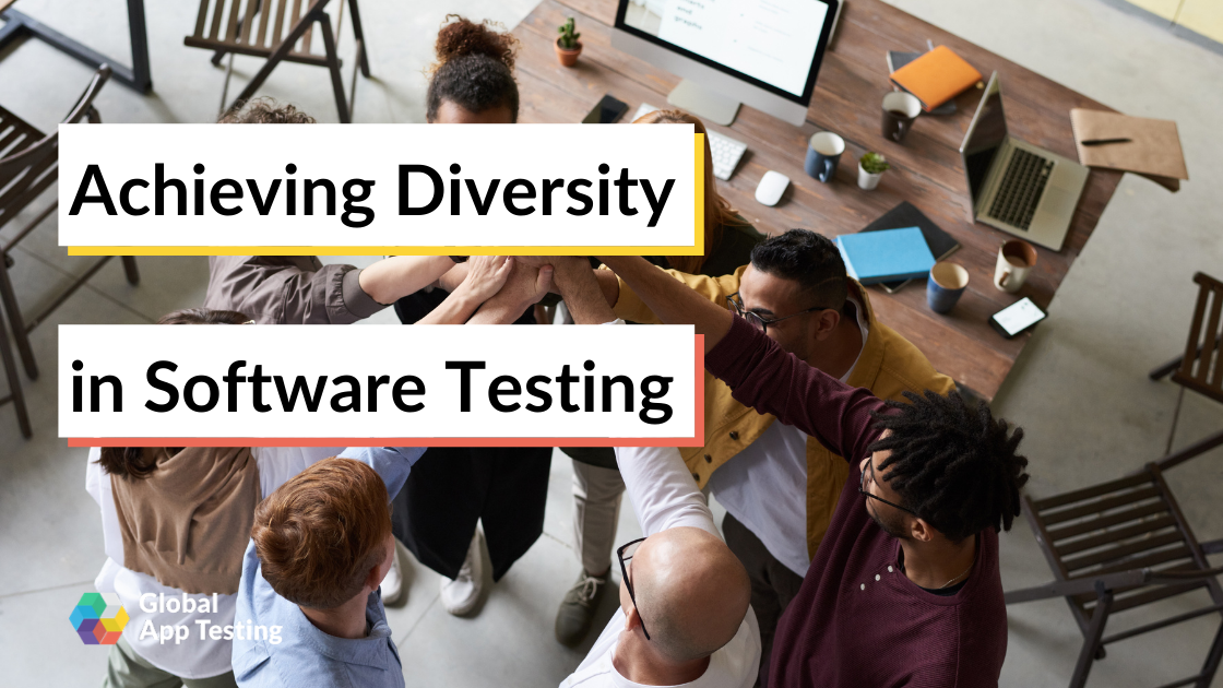 Achieving Diversity in Software Testing