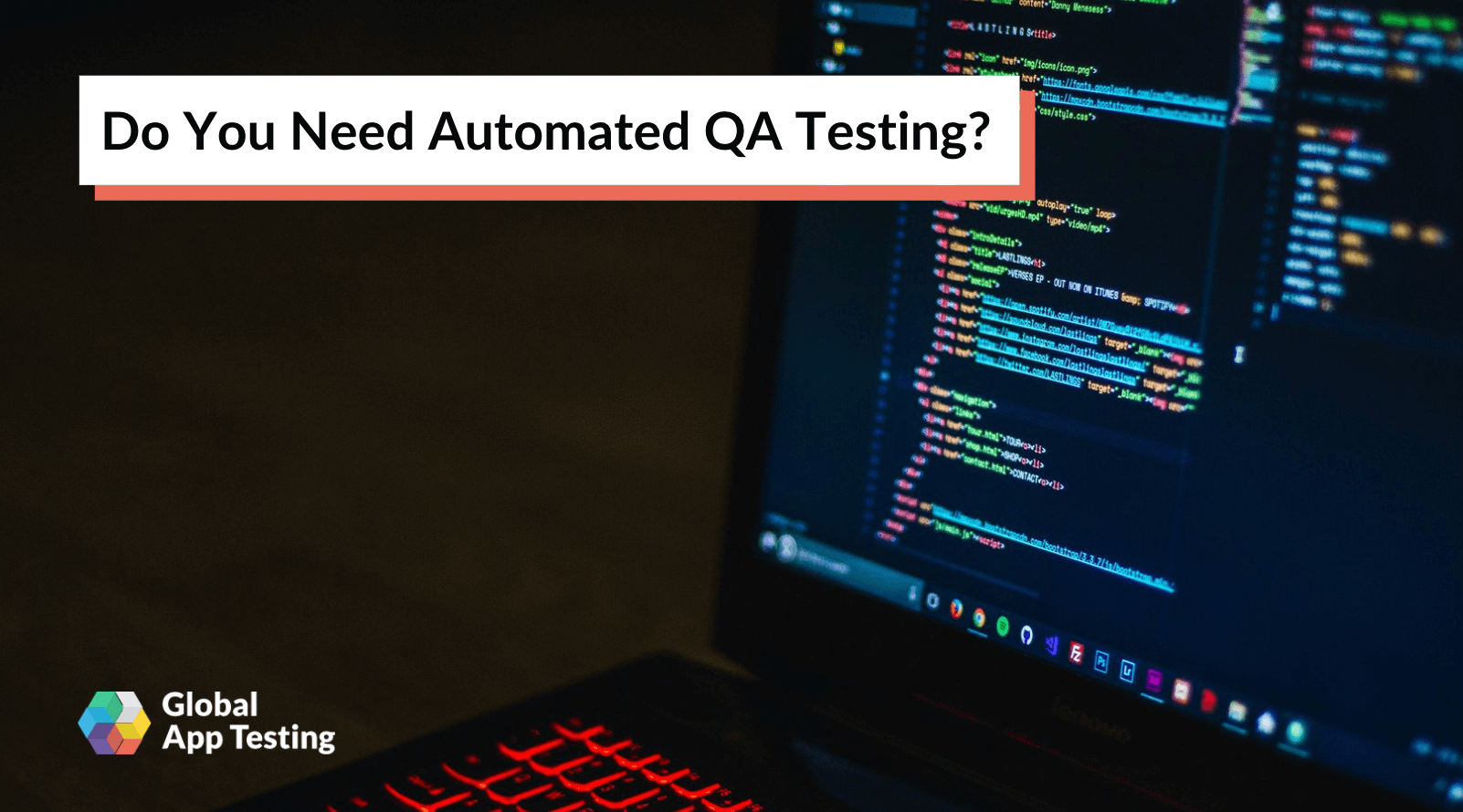 What is automated QA testing?