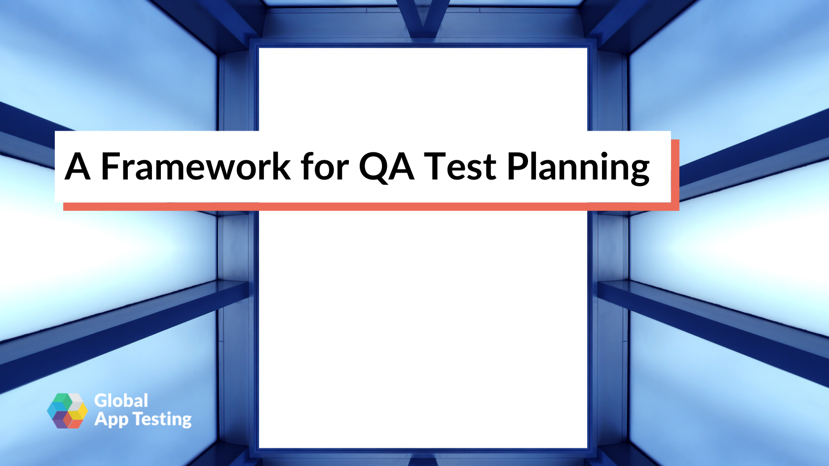 A Framework for QA Test Planning