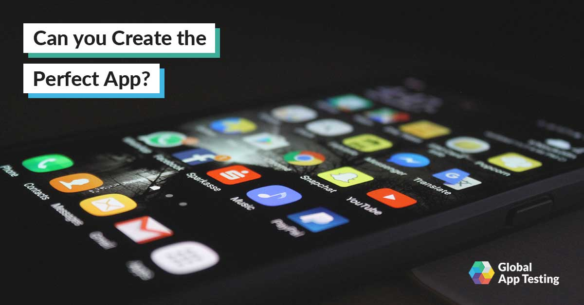 Can You Create the Perfect App?