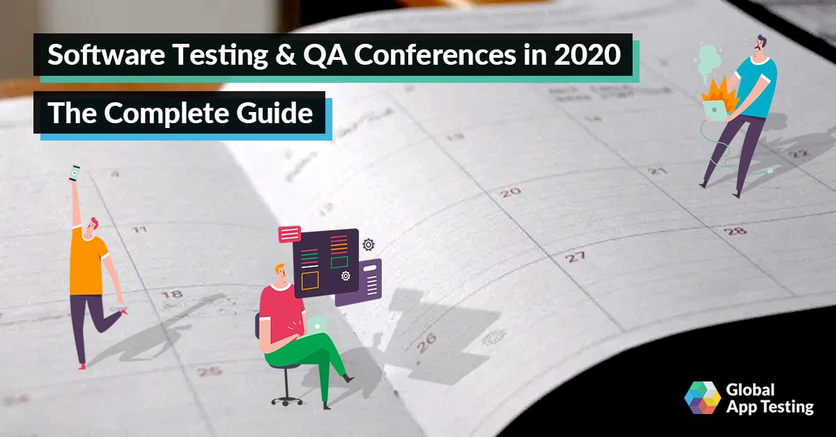 Software Testing & QA Conferences in 2020