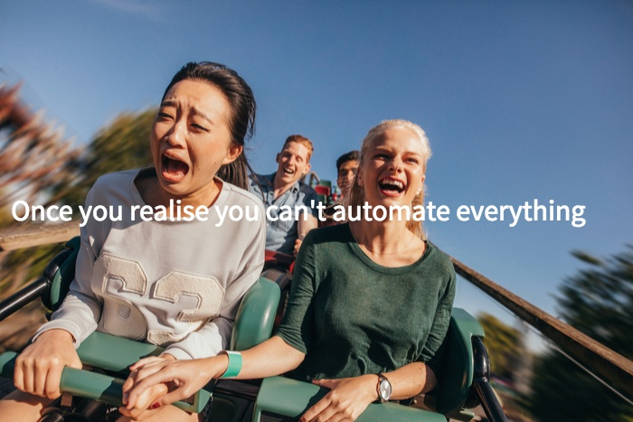 Why is automation like amusement parks? by