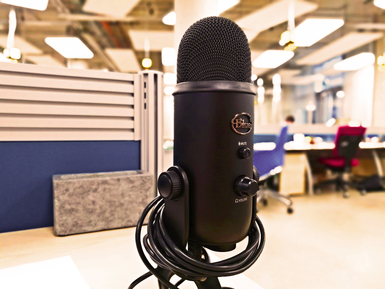 Why agile testing that microphone was critical by