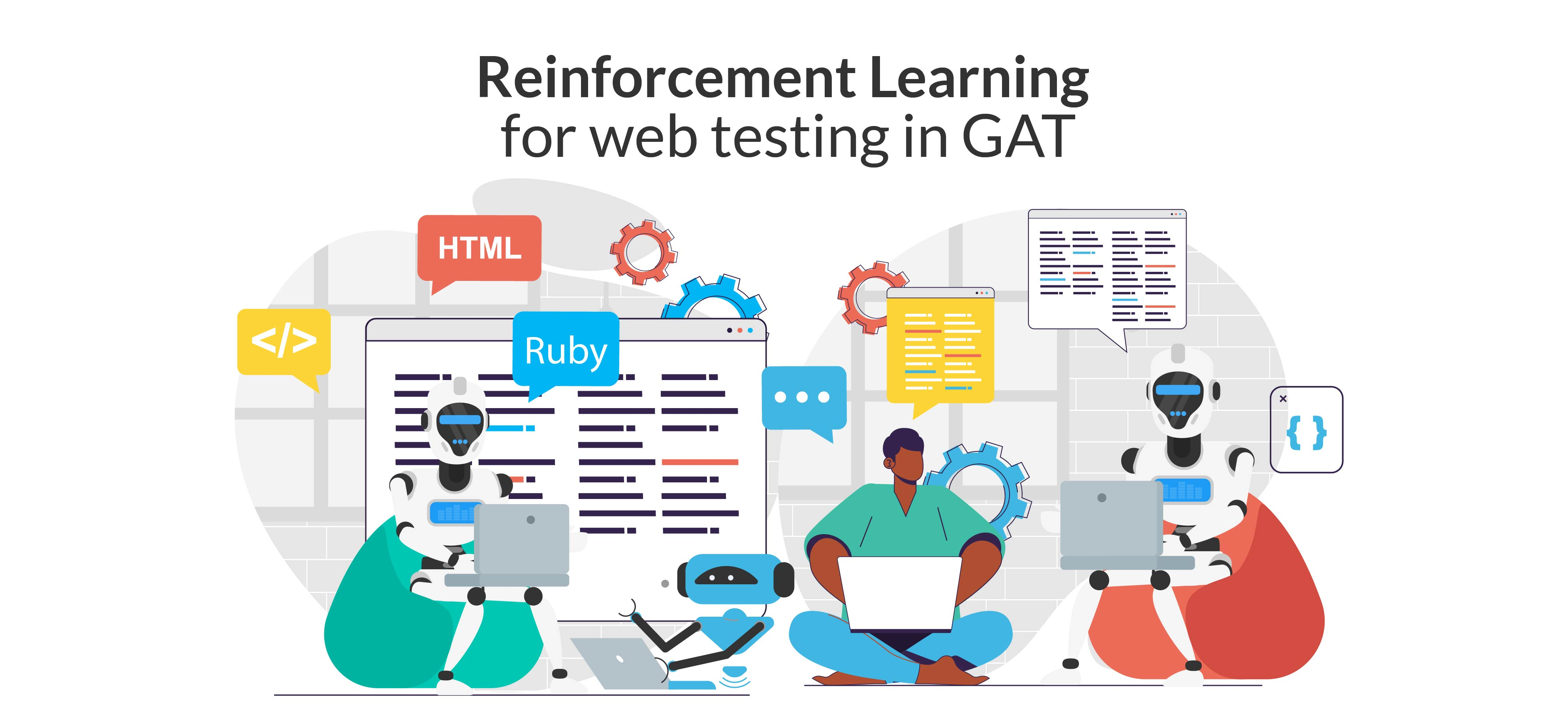 Reinforcement Learning for Web Testing at Global App Testing