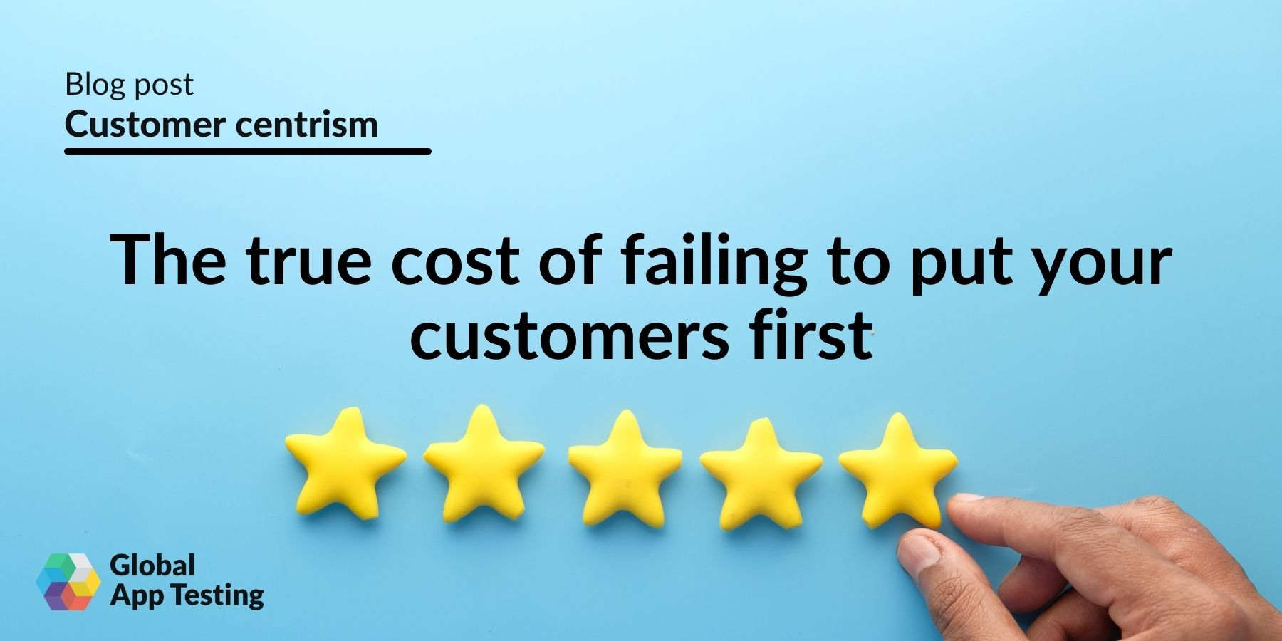 The True Cost of Failing to Put Your Customers First