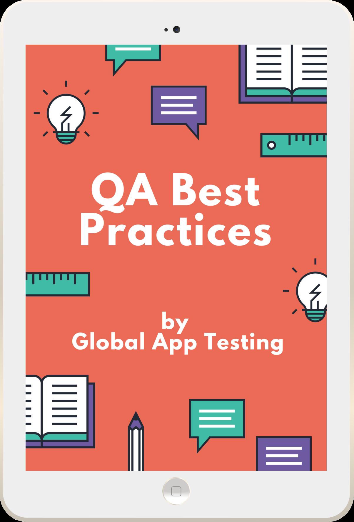 qa best practices v1
